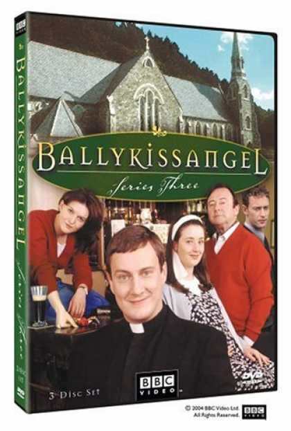 Bestselling Movies (2006) - Ballykissangel - Complete Series Three by Simon Massey (II)