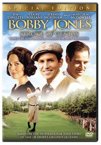 Bestselling Movies (2006) - Bobby Jones, Stroke of Genius (Special Edition) by Rowdy Herrington