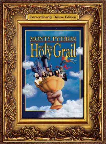 Bestselling Movies (2006) - Monty Python and the Holy Grail (Extraordinarily Deluxe Two-Disc Edition)