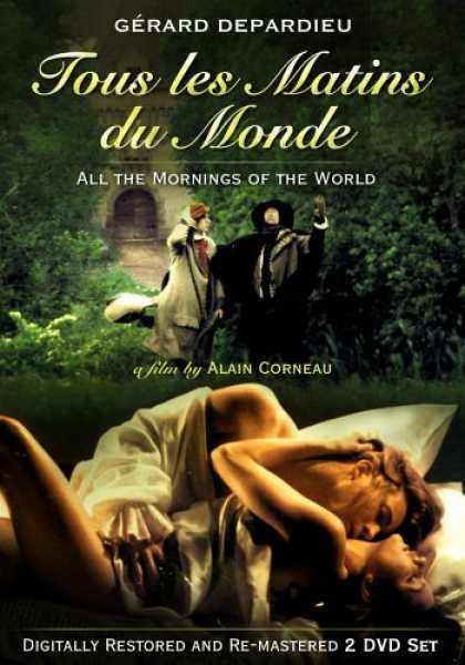 Bestselling Movies (2006) - All the Mornings of the World (Tous les matins du monde) Two-Disc Edition by Ala