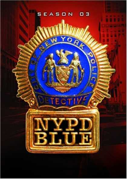 Bestselling Movies (2006) - NYPD Blue - The Complete Third Season by Farrel Levy