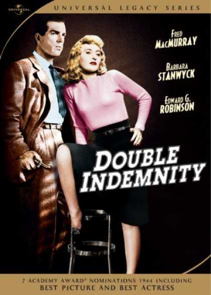 Bestselling Movies (2006) - Double Indemnity (Special Edition) by Billy Wilder