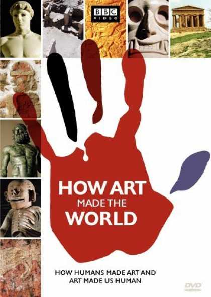 Bestselling Movies (2006) - How Art Made the World by Mark Hedgecoe