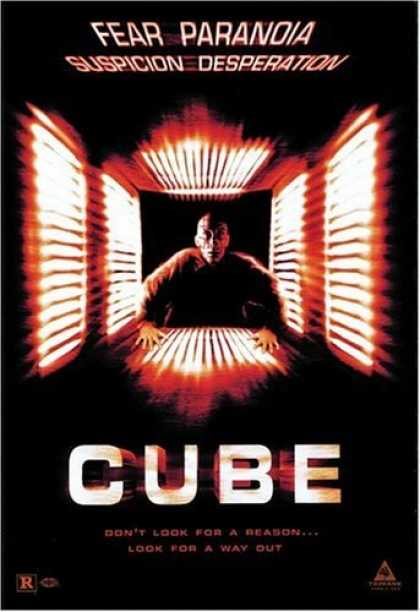 Bestselling Movies (2006) - Cube by Vincenzo Natali