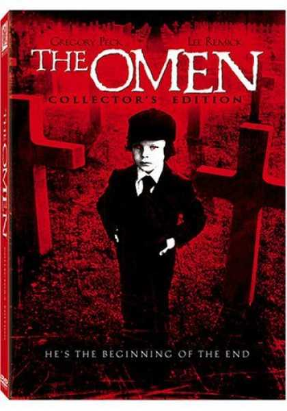 Bestselling Movies (2006) - The Omen (2-Disc Collector's Edition) by Richard Donner