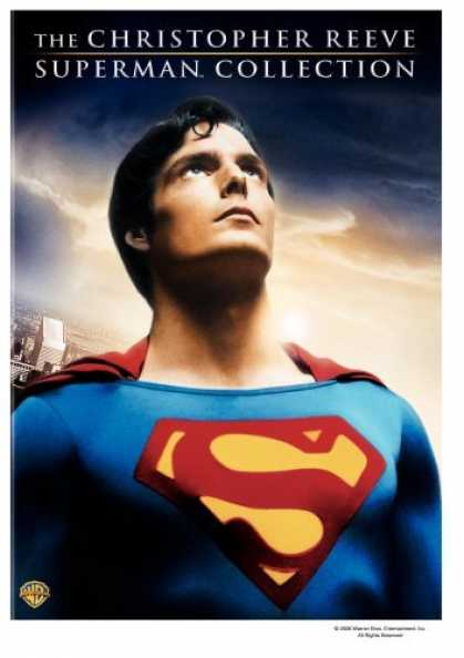 Bestselling Movies (2006) - The Christopher Reeve Superman Collection - (8-Disc Deluxe Special Edition)
