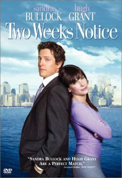 Bestselling Movies (2006) - Two Weeks Notice (Widescreen Edition) by Marc Lawrence (II)