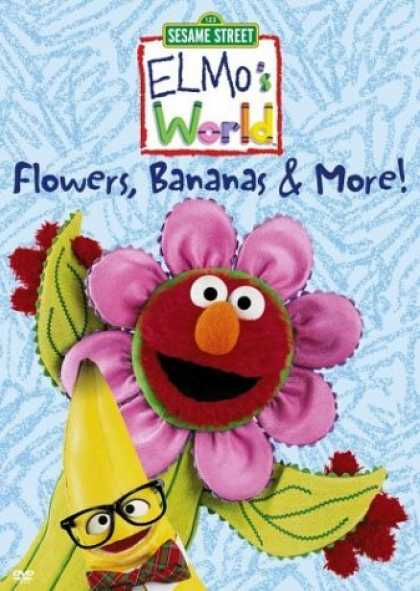 Bestselling Movies (2006) - Elmo's World - Flowers, Bananas & More