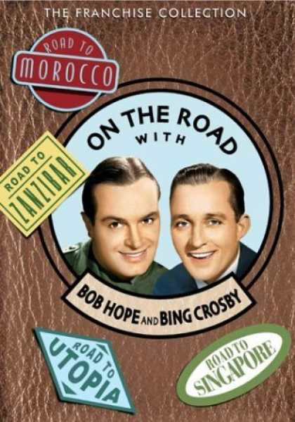 Bestselling Movies (2006) - On the Road With Bob Hope and Bing Crosby Collection (Road to Singapore/Road to