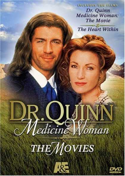 Bestselling Movies (2006) - Dr. Quinn Medicine Woman - The Movies (The Movie aka Revelations / The Heart Wit