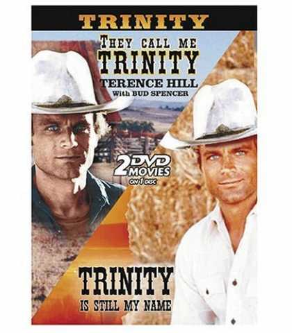 Bestselling Movies (2006) - The Trinity Collection by Enzo Barboni