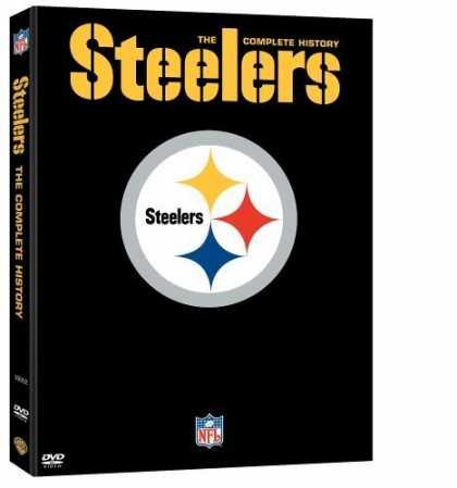 Bestselling Movies (2006) - NFL Films - Pittsburgh Steelers - The Complete History