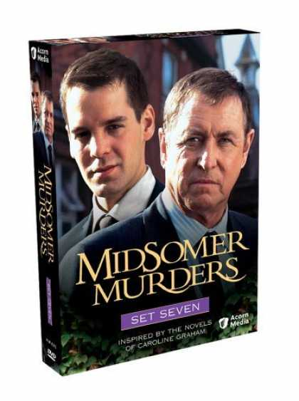Bestselling Movies (2006) - Midsomer Murders - Set Seven (The Green Man / Bad Tidings / The Fisher King / Si