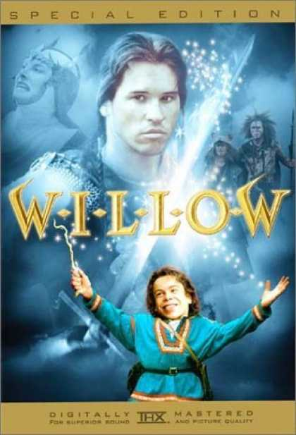 Bestselling Movies (2006) - Willow (Special Edition)