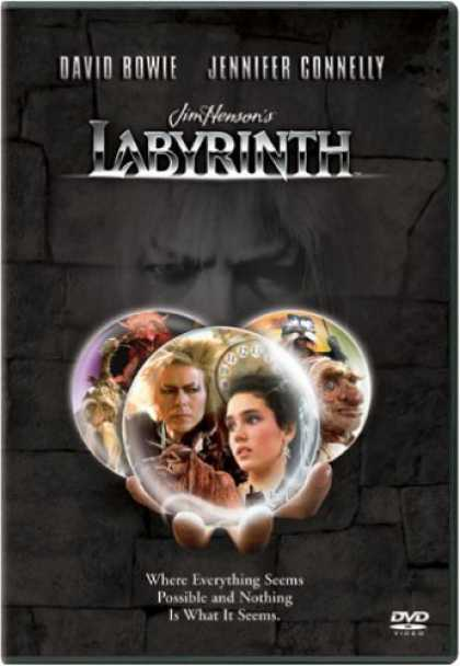Bestselling Movies (2006) - Labyrinth by Jim Henson
