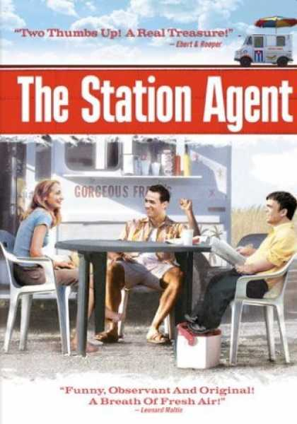 Bestselling Movies (2006) - The Station Agent by Thomas McCarthy