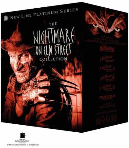 Bestselling Movies (2006) - The Nightmare on Elm Street Collection