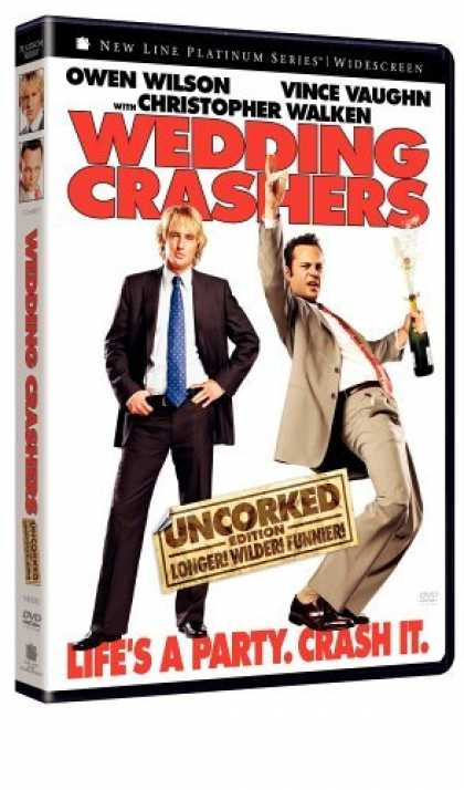 Bestselling Movies (2006) - Wedding Crashers - Uncorked (Unrated Widescreen Edition) by David Dobkin