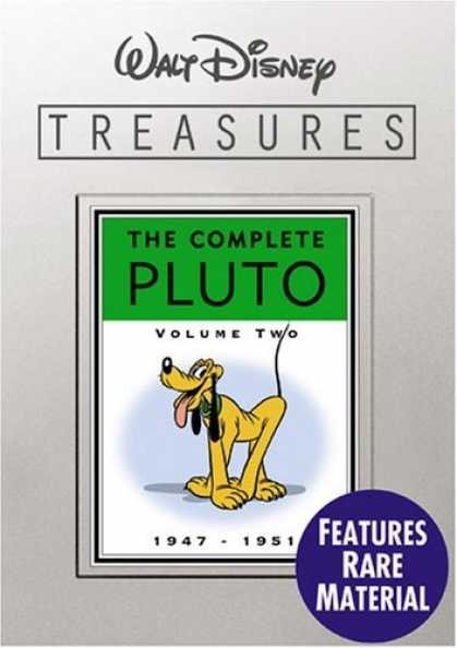 Bestselling Movies (2006) - Walt Disney Treasures - The Complete Pluto, Volume Two