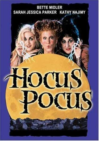Bestselling Movies (2006) - Hocus Pocus by Kenny Ortega