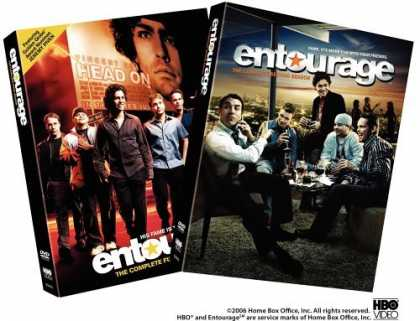 Bestselling Movies (2006) - Entourage - The Complete First Two Seasons