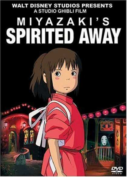 Bestselling Movies (2006) - Spirited Away