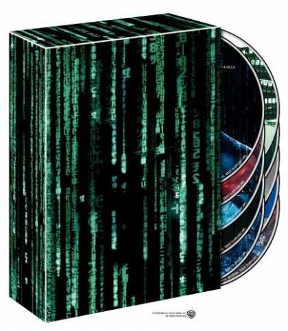 Bestselling Movies (2006) - The Ultimate Matrix Collection (The Matrix / Reloaded /Revolutions /Experience/T