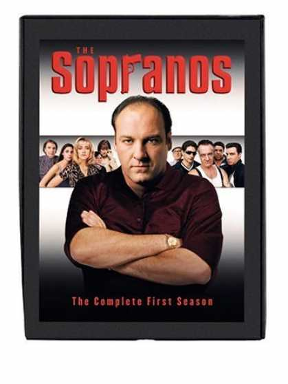 Bestselling Movies (2006) - The Sopranos: The Complete First Season