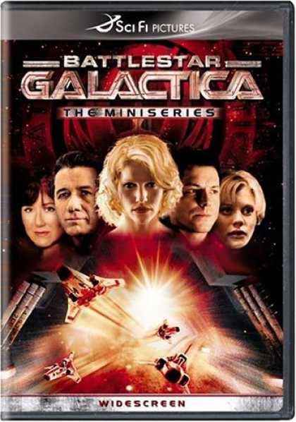 Bestselling Movies (2006) - Battlestar Galactica (2003 Miniseries) by Michael Rymer