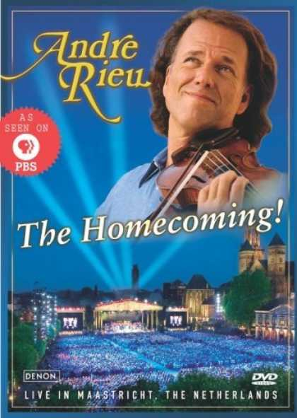 Bestselling Movies (2006) - Andre Rieu - The Homecoming