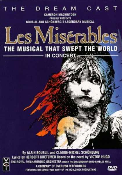 Bestselling Movies (2006) - Les Miserables - The Dream Cast in Concert by John Caird