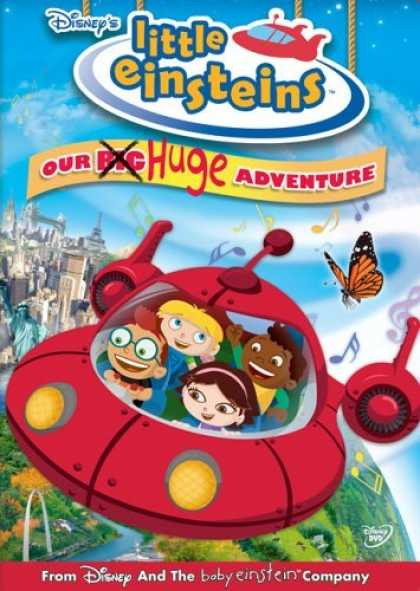 Bestselling Movies (2006) - Disney's Little Einsteins - Our Big Huge Adventure