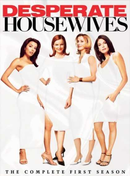 Bestselling Movies (2006) - Desperate Housewives - The Complete First Season