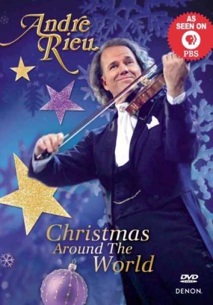 Bestselling Movies (2006) - Andre Rieu - Christmas Around the World