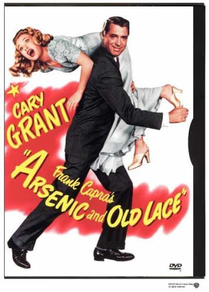 Bestselling Movies (2006) - Arsenic and Old Lace by Frank Capra