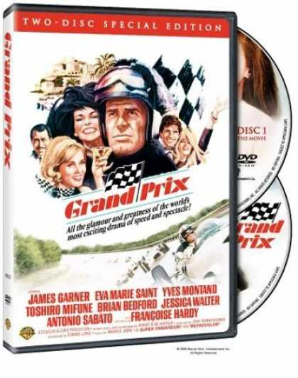 Bestselling Movies (2006) - Grand Prix (Two-Disc Special Edition) by John Frankenheimer