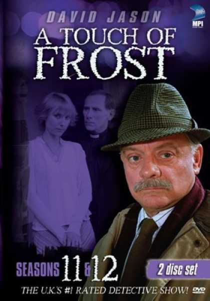 Bestselling Movies (2006) - A Touch of Frost - Seasons 11 & 12