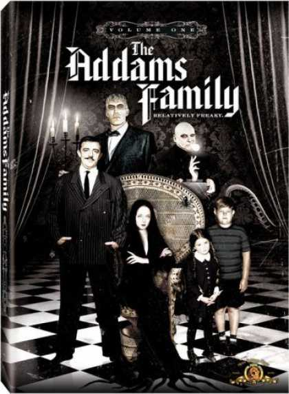Bestselling Movies (2006) - The Addams Family - Season One by Sidney Salkow