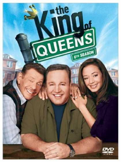 Bestselling Movies (2006) - King of Queens - The Complete Sixth Season by Rob Schiller