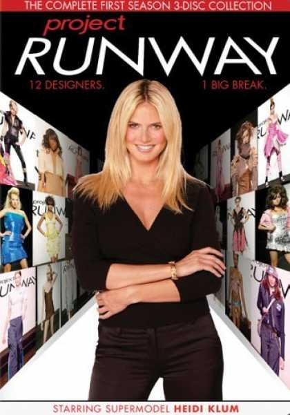 Bestselling Movies (2006) - Project Runway - The Complete First Season