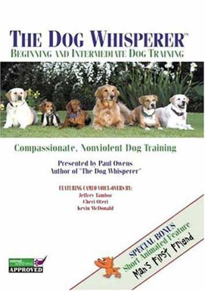 Bestselling Movies (2006) - The Dog Whisperer: Beginning and Intermediate Dog Training