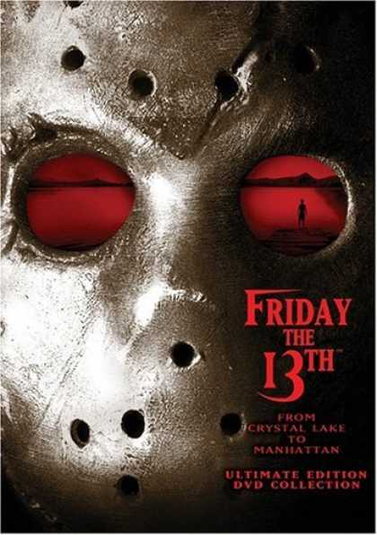 Bestselling Movies (2006) - Friday the 13th - From Crystal Lake to Manhattan (8 Movies)