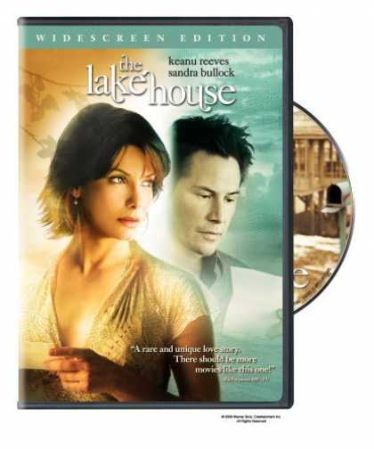 Bestselling Movies (2006) - The Lake House (Widescreen Edition) by Alejandro Agresti