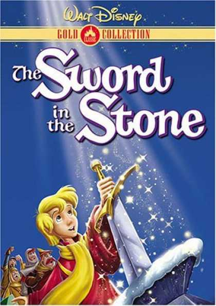 Bestselling Movies (2006) - The Sword in the Stone (Disney Gold Classic Collection) by Wolfgang Reitherman