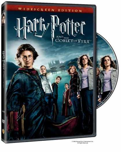 Bestselling Movies (2006) - Harry Potter and the Goblet of Fire (Widescreen Edition) (Harry Potter 4) by Mik