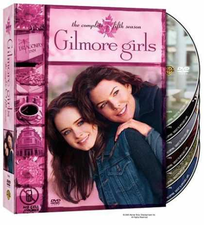 Bestselling Movies (2006) - Gilmore Girls - The Complete Fifth Season