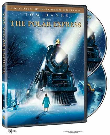 Bestselling Movies (2006) - The Polar Express (Two-Disc Widescreen Edition) by Robert Zemeckis