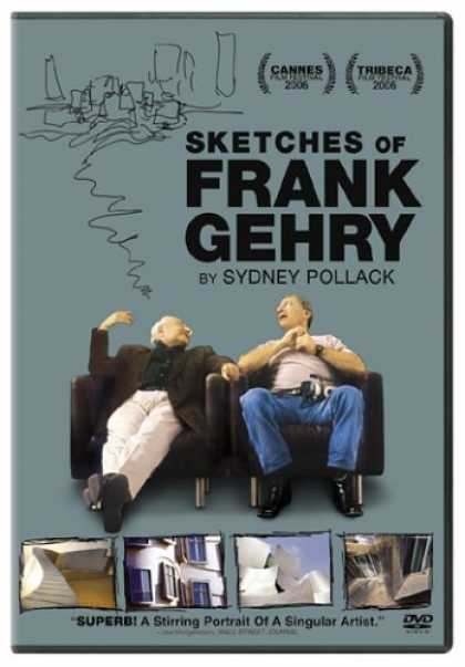 Bestselling Movies (2006) - Sketches of Frank Gehry by Sydney Pollack