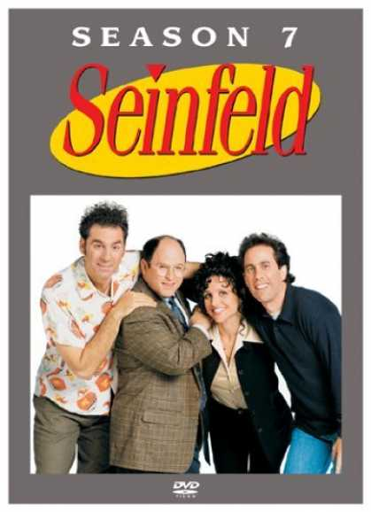 Bestselling Movies (2006) - Seinfeld - Season 7 by Tom Cherones