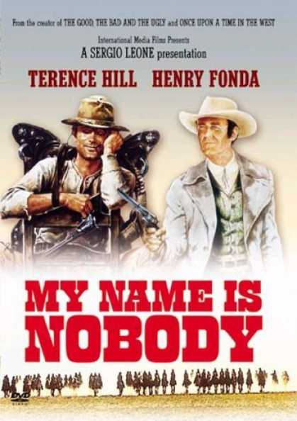 Bestselling Movies (2006) - My Name Is Nobody by Tonino Valerii